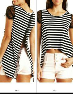Stripes Up!!!!!  $15.00