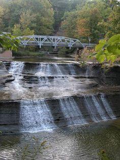 Paine Falls, Painesville, Ohio