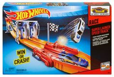 Hot Wheels Super Launch Speed Track Accessory