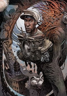 Masta Ace, Part of the Ego Strip series by Dan Lish Arte Hip Hop, Hip Hop Art, African American Artist, American Artists, Masta Ace, Hip Hop Radio, Graffiti I, Systems Art, Hip Hop And R&b
