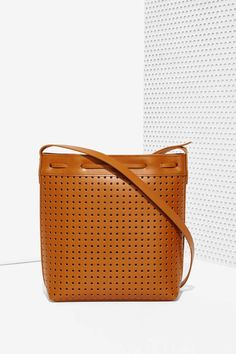 Kelsi Dagger Wythe Leather Bag - Bags + Backpacks
