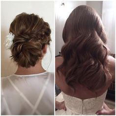 Νυφικό Χτένισμα,Ν. Θεσσαλονίκης,Becutee Hair Studio www.gamosorganosi.gr Hair Studio, Fashion, Moda, Fashion Styles, Fashion Illustrations