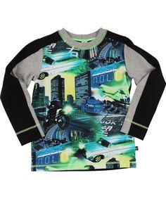 Molo Heel Coole T-shirt met Tokyo City Print #emilea