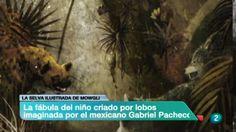 'El libro de la selva' (Sexto Piso), ilustrado por Gabriel Pacheco, en La 2 Noticias.