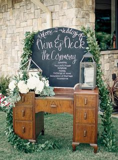 wedding ceremony welcome | Tracy Enoch