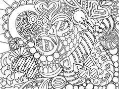 adult coloring pages - Google Search