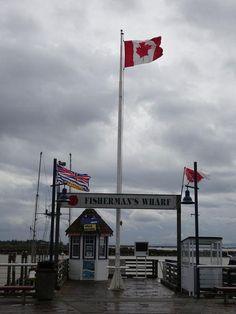 Richmond, BC, Steveston Heritage Fishing Village