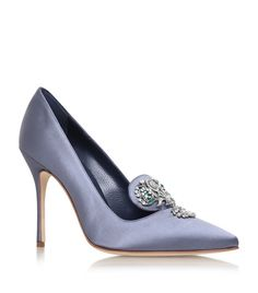 Manolo Blahnik Giraldi Pumps 105 | Harrods