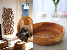Inspirational use of wood - Project 82