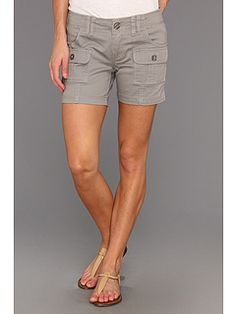 I have these Kut from the Kloth shorts in a bold, deep colored orange and love them!