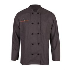 Feel like an official Chopped competitor in this Chopped Chef's Jacket!