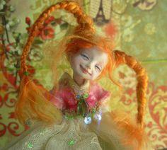 https://flic.kr/p/aH3St2 | Karli Star | 5 1/2 inch scale little poseable doll