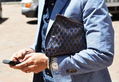 Men Clutch Bag