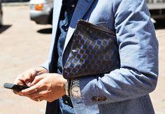 Men Clutch Bag