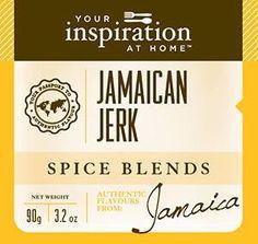 Jamaican Jerk Spice Blend #yiah #spiceblends