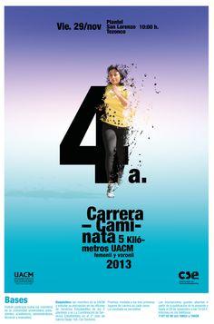 Carrera caminata 2013, UACM Movies, Movie Posters, Mexico City, Door Prizes, Racing, Poster, Films, Film Poster, Cinema