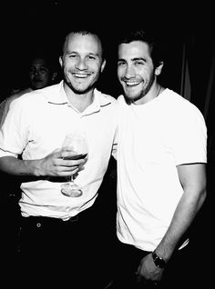 Heath Ledger, Jake Gyllenhaal