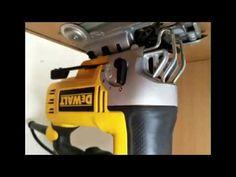 DIY Jigsaw Table (โต็ะเลื่อยจิกซอว์) - YouTube