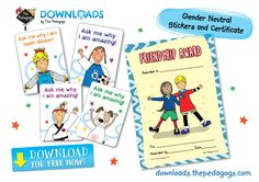 Gender Neutral products are available to download now! http://downloads.thepedagogs.com/?s=Gender+Neutral #GenderNeutral #PedagogsDownloads