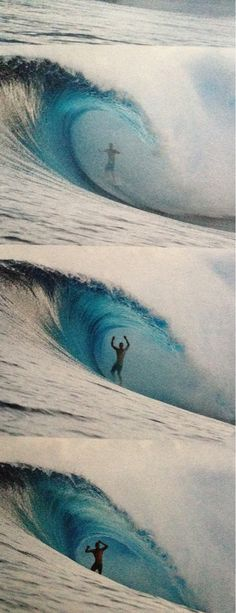Surfing the pipeline.  http://sfbayhomes.com