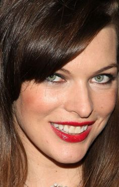 Milla Jovovich is a Clear/Bright Spring