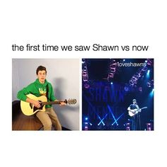 I feel so proud of him but I want him back, I want him to be like the person he before, quite, pro skater, YouTube watcher, I loved that Shawn so much more than the one that is up on the billboards now. ❤️❤️❤️