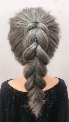 hairstyles for short hair - hairstyles . hairstyles for thin hair . hairstyles for medium length hair . hairstyles for short hair . hairstyles for long hair . hairstyles for thin hair fine . hairstyles for black women . hairstyles for curly hair High Ponytail Hairstyles, High Ponytails, Easy Hairstyles For Long Hair, Braided Ponytail, Hairstyle Braid, Girl Hairstyles, Wedding Hairstyles, Formal Hairstyles, High Ponytail With Braid