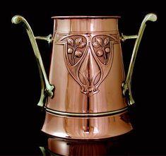W.M.F Art Nouveau Jugendstil Wine Cooler, Germany C.190
