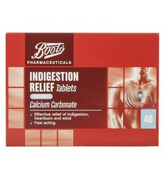 Boots Pharmaceuticals Boots Indigestion Relief Tablets Peppermint 8 Advantage card points. For fast effective relief from indigestion and heartburn.See details below, always read the labelSuitable for: Adults and children aged 12 years and over.Active Ingredients: E http://www.MightGet.com/february-2017-1/boots-pharmaceuticals-boots-indigestion-relief-tablets-peppermint.asp