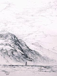 Middle earth traveler (9) Across the Drimrill Dale.