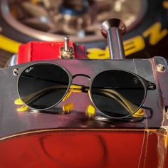 28f002704f Ray-Ban to Feature Ferrari Collection alongside F1 Races again