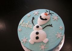 pictures of frozen birthday cakes Olaf Birthday Cake, Frozen Birthday Party, Frozen Party, Frozen Summer, Olaf Frozen Cake, Olaf Cake, Birthday Cake Pinterest, Pinterest Cake, Disney Cakes