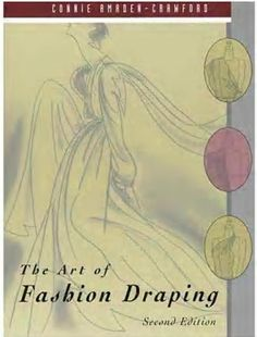Art Of Fashion Draping - zenizen paixão - Álbumes web de Picasa Fashion Books, Fashion Art, Book Categories, Draped Fabric, Couture, Pattern Books, Fashion History, Dressmaking, Book Design