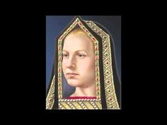 The Face of Elizabeth of York (The White Princess, married Henry VII) (Artistic Reconstruction) - YouTube