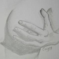 Crispy's Colours 🔞 I wish you a sweet day!   #pencil #quicksketch #hand #nude #sensuelle #sensual #sexy #eroticart