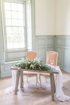 Sweetheart Table for Two | photography by http://kir2ben.com