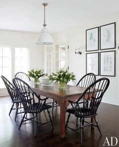 Traditional Dining Room by Victoria Hagan in Southport, Connecticut
