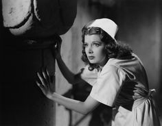 Jane Adams as Nina, the Hunchback Nurse, HOUSE OF DRACULA (Erle C. Kenton, 1945) 1900×1485 пикс