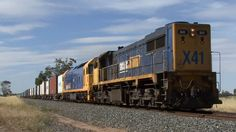 North East and Goulburn Valley: Trains Downunder