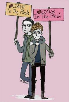 Save the 'in the flesh'