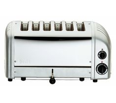 The 6 slot Vario toaster can produce a staggering 130 rounds of toast every hour, and is perfect for catering environments or large families. 6 Slice Toaster, Domestic Goddess, Toasters, Catering, Household, Kitchen Appliances, Slot, Large Families, Classic