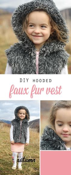 Just when you thought your little cuddle bug couldn't get any more snuggle-able. #DIY