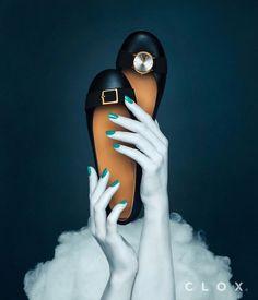Passion Fruit collection, CLOX Shoes Campaign