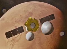 Mission To Mars, System Camera, Space Images, Video Capture, First Video, Cool Technology, Spacecraft, Solar Panels, Astronomy