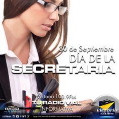 #Actualidad En Venezuela, cada 30 de septiembre, se celebra el Día de la Secretaria, para agasajar a  aquella mujer trabajadora, emprendedora que mantiene el orden dentro de las empresas. ¡Felicidades a todas las secretarias en su día!