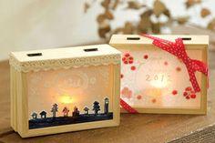 100均の標本箱・コレクションケースのおしゃれなリメイクアレンジ♡ - NAVER まとめ Diy And Crafts, Paper Crafts, Craft Organization, Light Art, Book Pages, Dried Flowers, Home Deco, Handicraft, Quilling