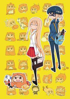 Himouto Umaru-chan Anime
