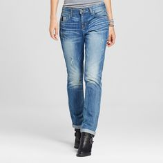 Women's Boyfriend Jean Medium Wash