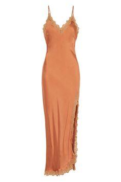 Pretty Outfits, Pretty Dresses, Beautiful Dresses, Cute Outfits, Jolie Lingerie, Moda Vintage, Silk Slip, Dream Dress, Aesthetic Clothes
