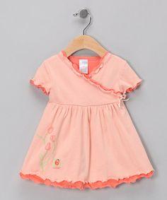 Mango Short-Sleeve Dress from Kushies on #zulily!